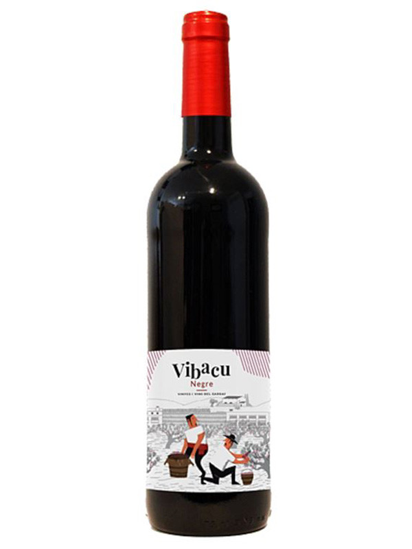 Vinos Puig Batet Vino Vibacu Tinto Joven
