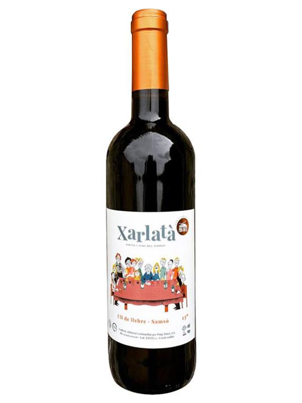 Vinos Puig Batet Xarlatà